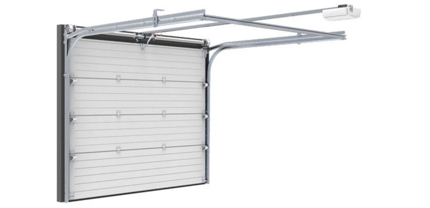 Lækker Garage Skinne System – Portma FD-82